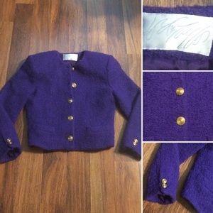🦋2/$10 or 5/$20 Vintage Lord&Taylor Dress Jacket